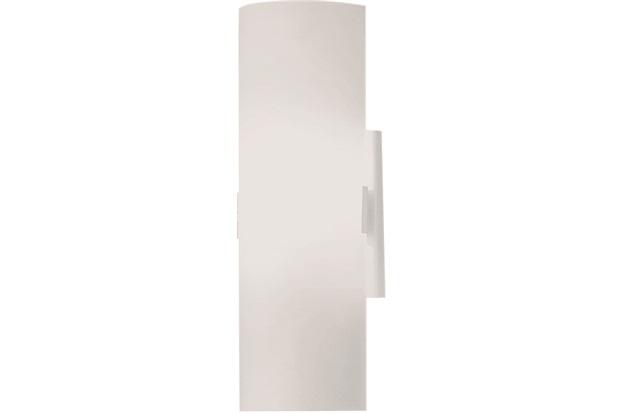 Arandela 1/2 Cilindro para 2 Luzes Soquete E27 30cm - Bronzearte