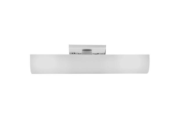Arandela 1/2 Cilindro para 2 Luzes Soquete E27 40cm - LLum Bronzearte