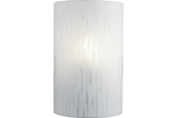 Arandela Central Matrix para 1 Lâmpada 14x22cm - Bronzearte