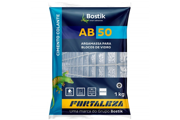 Argamassa para Pastilha de Vidro Argaglass 1kg Branco 610 - Fortaleza