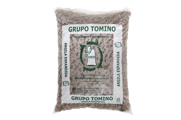 Argila Expandida Cinasita 20kg - Grupo Tomino