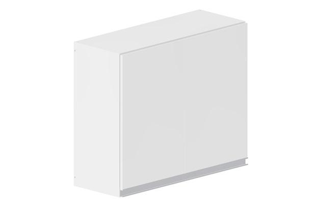 Armário para Cozinha em Mdf Veneza 67x80cm Branco - Bonatto