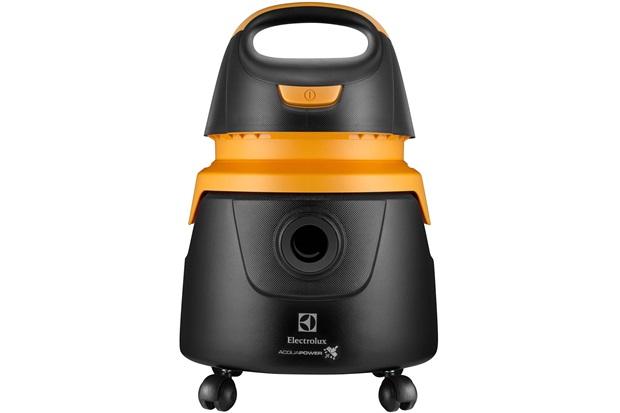 Aspirador de Água E Pó 1200w 110v Preto E Amarelo - Electrolux