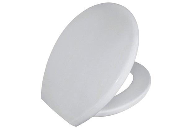 Assento Sanitário Almofadado Délicat Branco - Sicmol