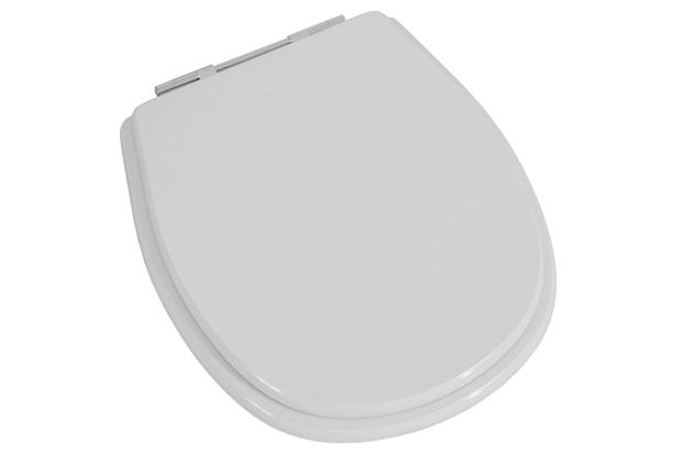 Assento Sanitário em Mdf Aspen Branco - Sicmol
