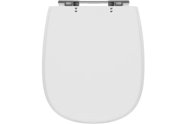 Assento Sanitário em Poliéster Sabatini Branco - Casanova