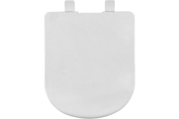Assento Sanitário em Polipropileno Life Branco - Celite