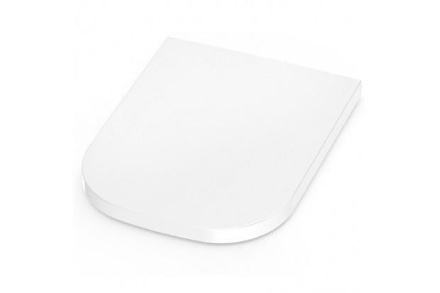 Assento Sanitário em Polipropileno Soft Close Elite Branco - Celite