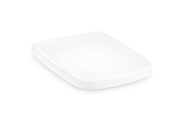 Assento Sanitário em Polipropileno Soft Close Suíte Branco - Incepa