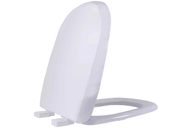Assento Sanitário em Resina Termofixa Soft Close Sabatini Branco - Tupan