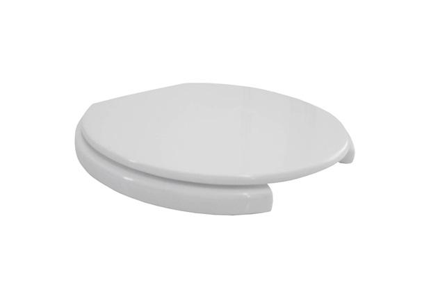 Assento Sanitário Mdf Pne Branco - Sicmol