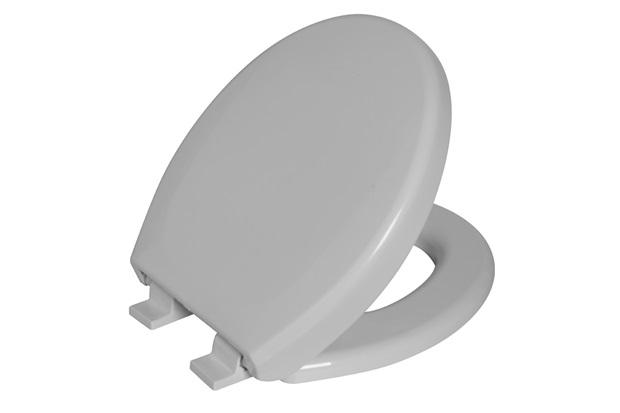 Assento Sanitário Oval Soft Close Oval Branco - Astra