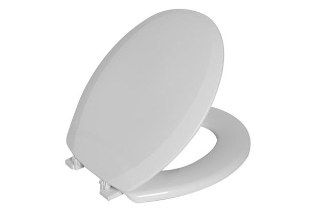 Assento Sanitário Oval Talento Branco - Astra
