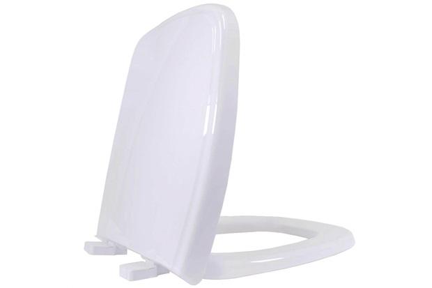 Assento Sanitário Polipropileno Fit/Versato Branco - Tupan