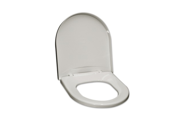 Assento Sanitário Polipropileno Soft Close Riviera/Smart/Nexo Pergamon - Tupan