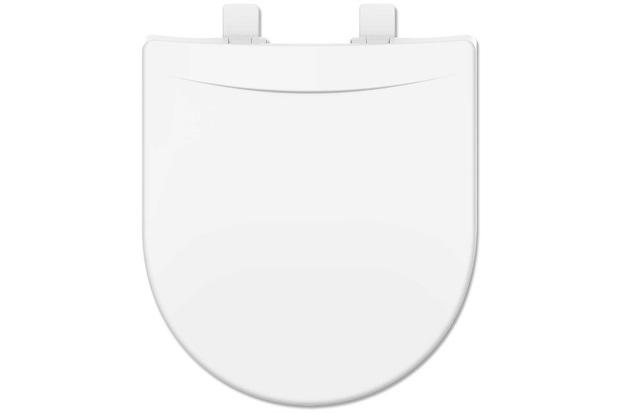 Assento Sanitário Riviera Evolution Soft Close Branco  - Tupan