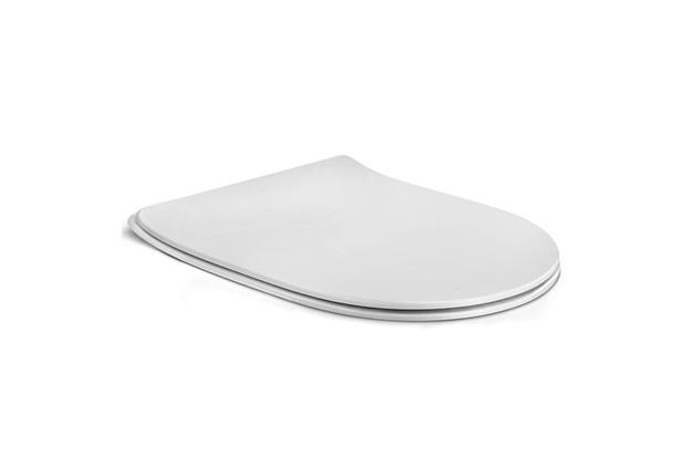 Assento Sanitário Termofixo Neo Branco - Incepa