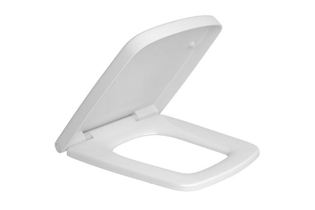 Assento Sanitário Termofixo Slow Close Clean Branco - Deca