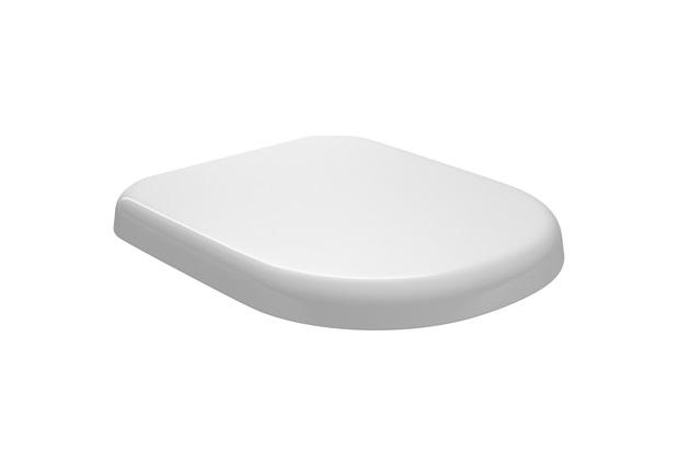 Assento Sanitário Termofixo Slow Close Easy Clean Vogue Plus Branco - Deca
