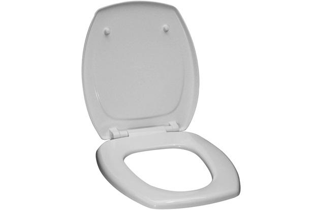 Assento Sanitário Termofixo Thema Branco - Inter
