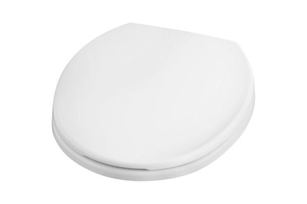Assento Sanitário Universal Soft Close Polipropileno Branco - Incepa
