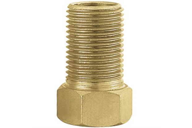 Aumento para Torneira 3/4''X3,5cm Amarelo - Forusi
