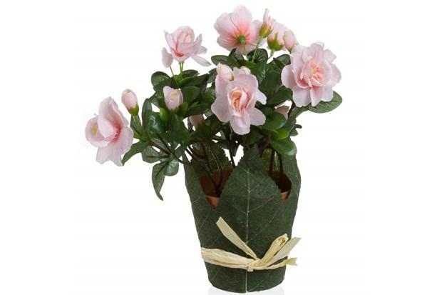 db3588df7 Azaleia Artificial 24cm Rosa - Rosa - Casa Etna | C&C