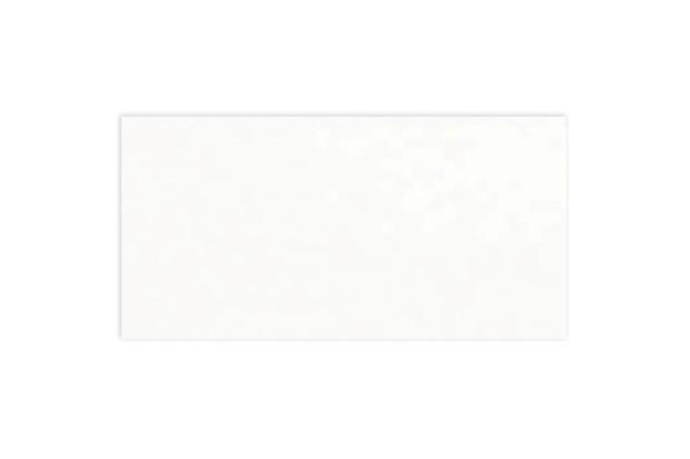 Azulejo Acetinado Borda Bold Clean White Plain Matte 30x60cm - Portinari