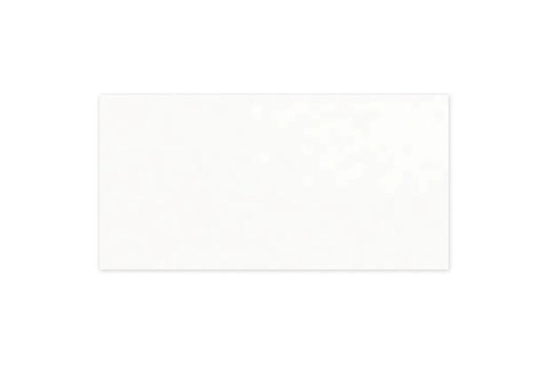 Azulejo Acetinado Borda Reta Clean White Plain Matte 29,1x58,4cm - Cerâmica Portinari