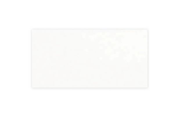 Azulejo Bold Brilhante White Plain Lux 30x60cm - Portinari