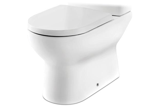Bacia para Caixa Acoplada com Assento Vesuvio Branco Ip61as - Icasa
