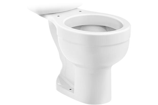 Bacia para Caixa Acoplada sem Abertura Frontal Acesso Confort Branca - Celite