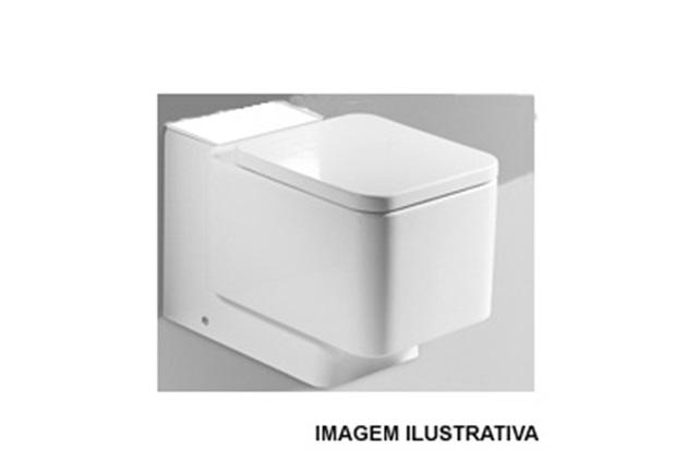 Bacia para Caixa de Acoplar Element Dual Branca - Roca