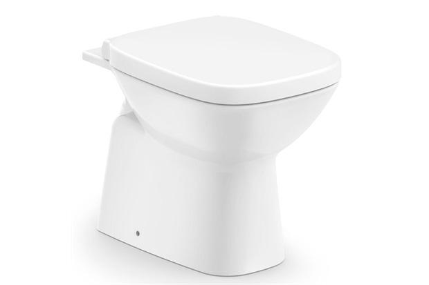 Bacia Sanitária Convencional Sifônica Debba Branca - Roca