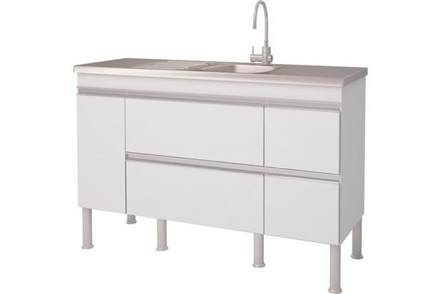 Balcão Cozinha Prisma 150 - MGM Móveis