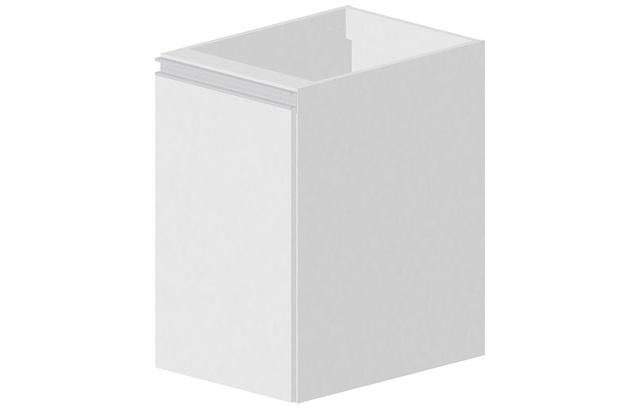 Balcão em Mdf Veneza 67x40cm Branco - Bonatto