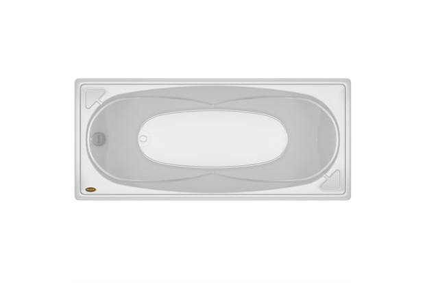 Ban Ac Serenity 160x75 Br S/Hid Jacuzzi - Jacuzzi