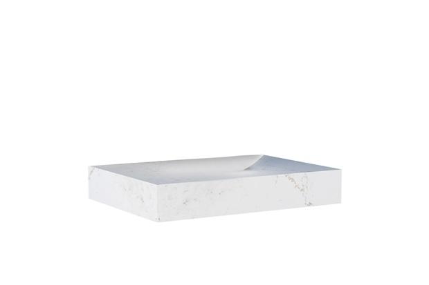 Bancada Suspensa Peri 60 de 60x45cm Branco - Cozimax