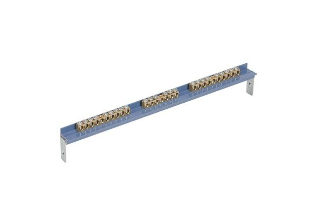 Barra Quadro de Distribuição Btn02 12 Disjuntores - WEG