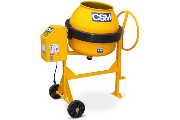 Betoneira Monofásica Cs Bivolt 120 Litros Amarela - CSM