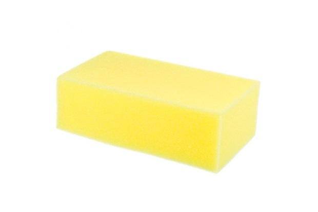 Bloco de Espuma Multiúso Amarelo - Cortag