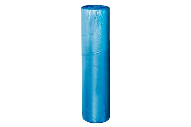 Bobina de Lona Plástica 40cm com 25 Metros Azul - Plasitap