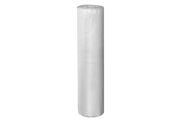 Bobina de Lona Plástica 40cm com 25 Metros Transparente - Plasitap