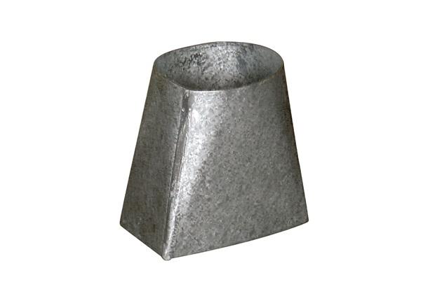 Bocal Misto 33 Galvalume Ref. 829 - Calha Forte