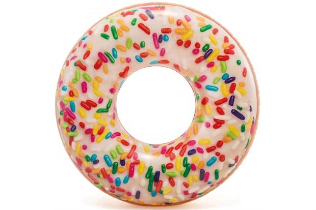 Boia Donut Granulado - Intex