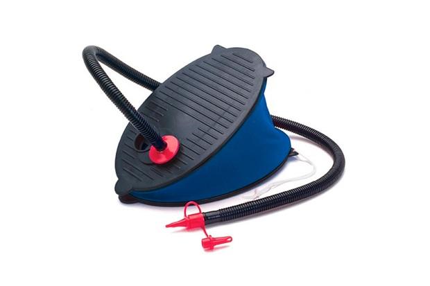 Bomba de Pé Azul - Intex
