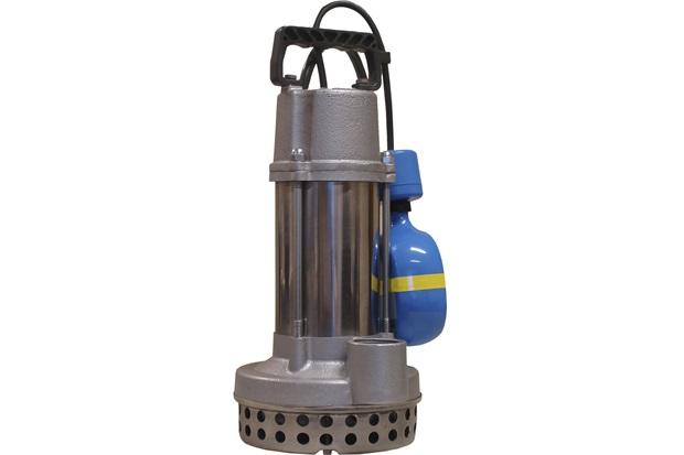 Bomba Submersível para Drenagem E Esgotamento 1/2cv 110v Série Ds-9 Cromada - Dancor