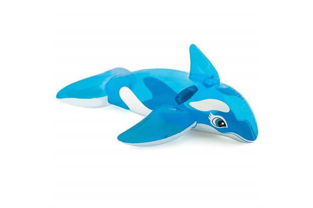 Bote Baleia Transparente - Intex