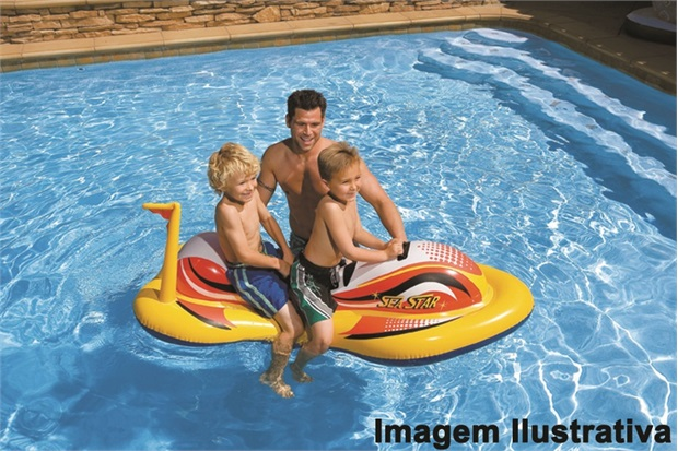 Bote Jet Ski Inflavel  - Intex