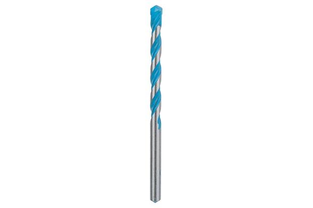 Broca Multiconstruction 6mm Azul E Cromada - Bosch